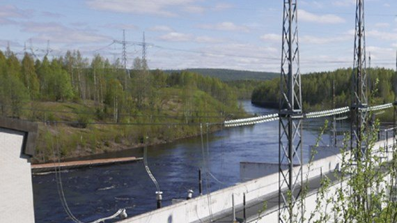 Kemijoki hydropower plants