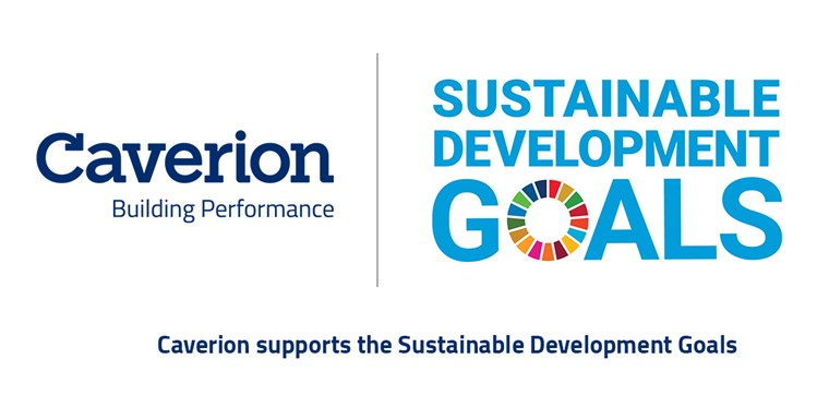 Caverion supports the Sustainable Development Goals