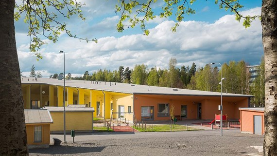 Huhtasuo School and Kindergarten Centre