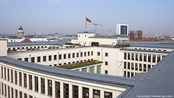 German Foreign Office, Berlin, Germany